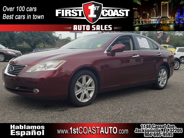 used 2007 Lexus ES 350 car