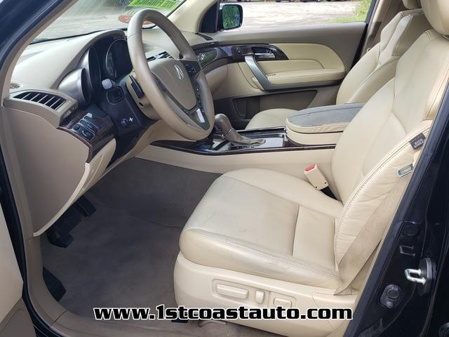 used 2010 Acura MDX car
