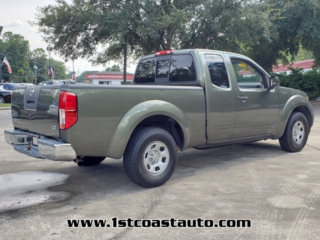 used 2005 Nissan Frontier car