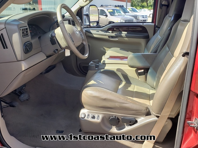 used 2004 Ford Excursion car