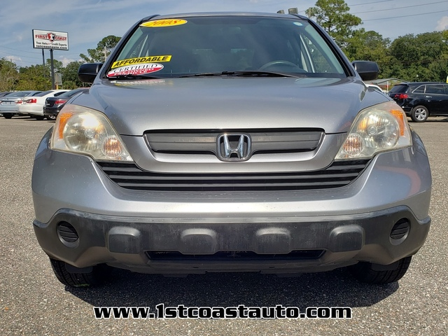 used 2008 Honda CR-V car