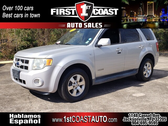 used 2008 Ford Escape car