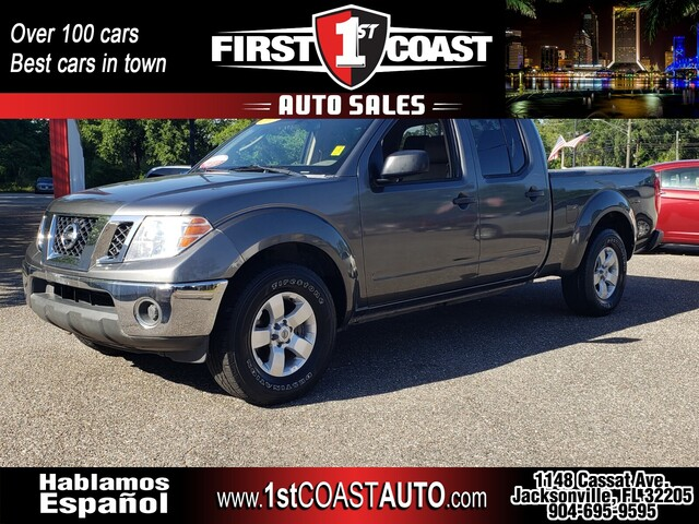 used 2009 Nissan Frontier car