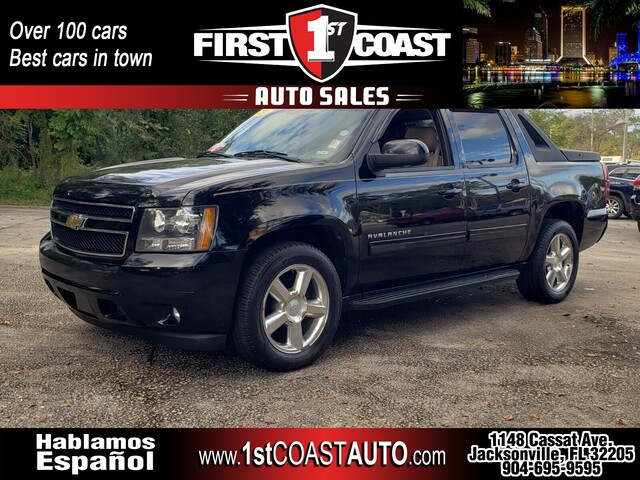 used 2011 Chevrolet Avalanche car