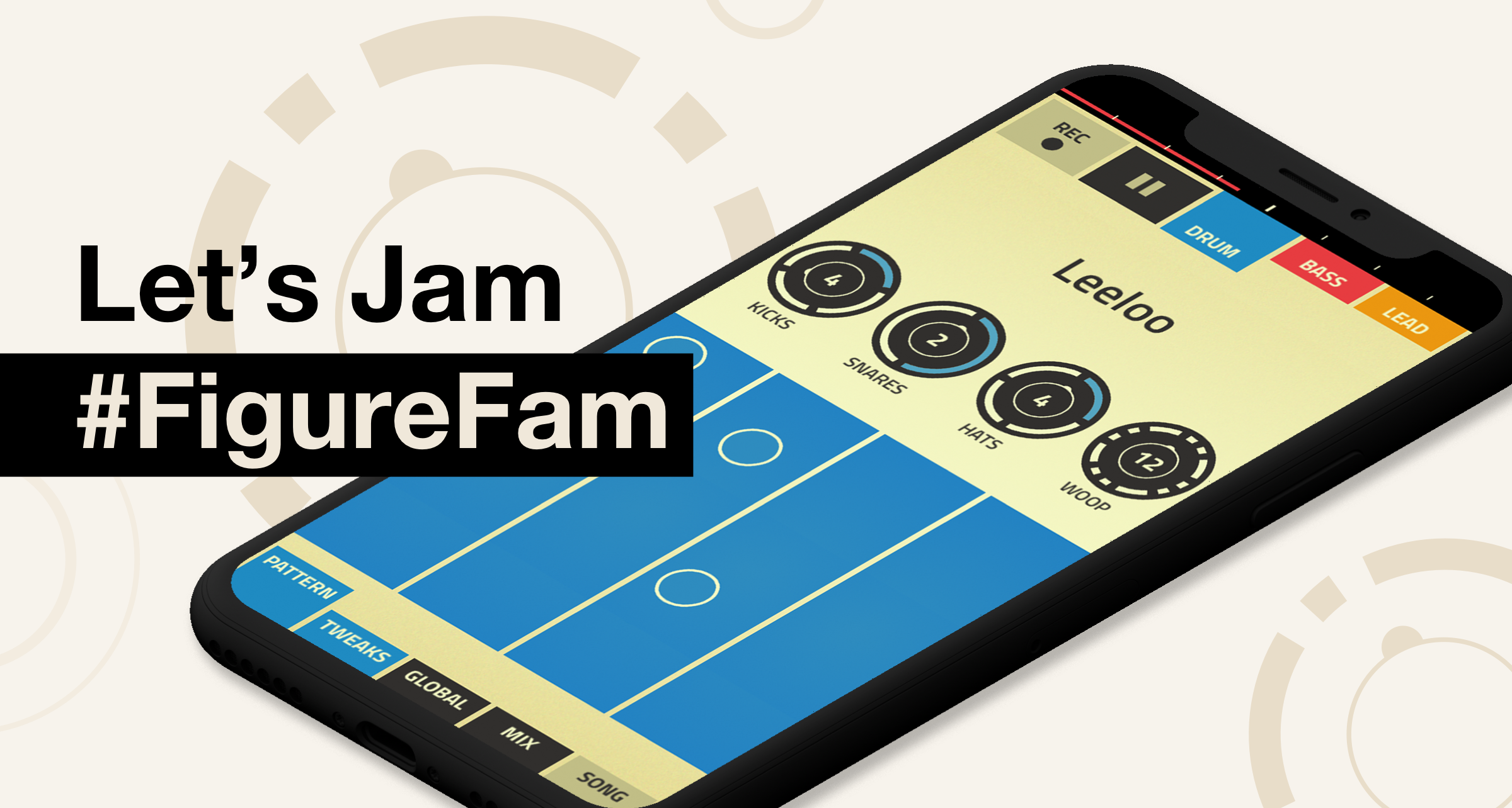 #FigureFam - Let's jam with Figure