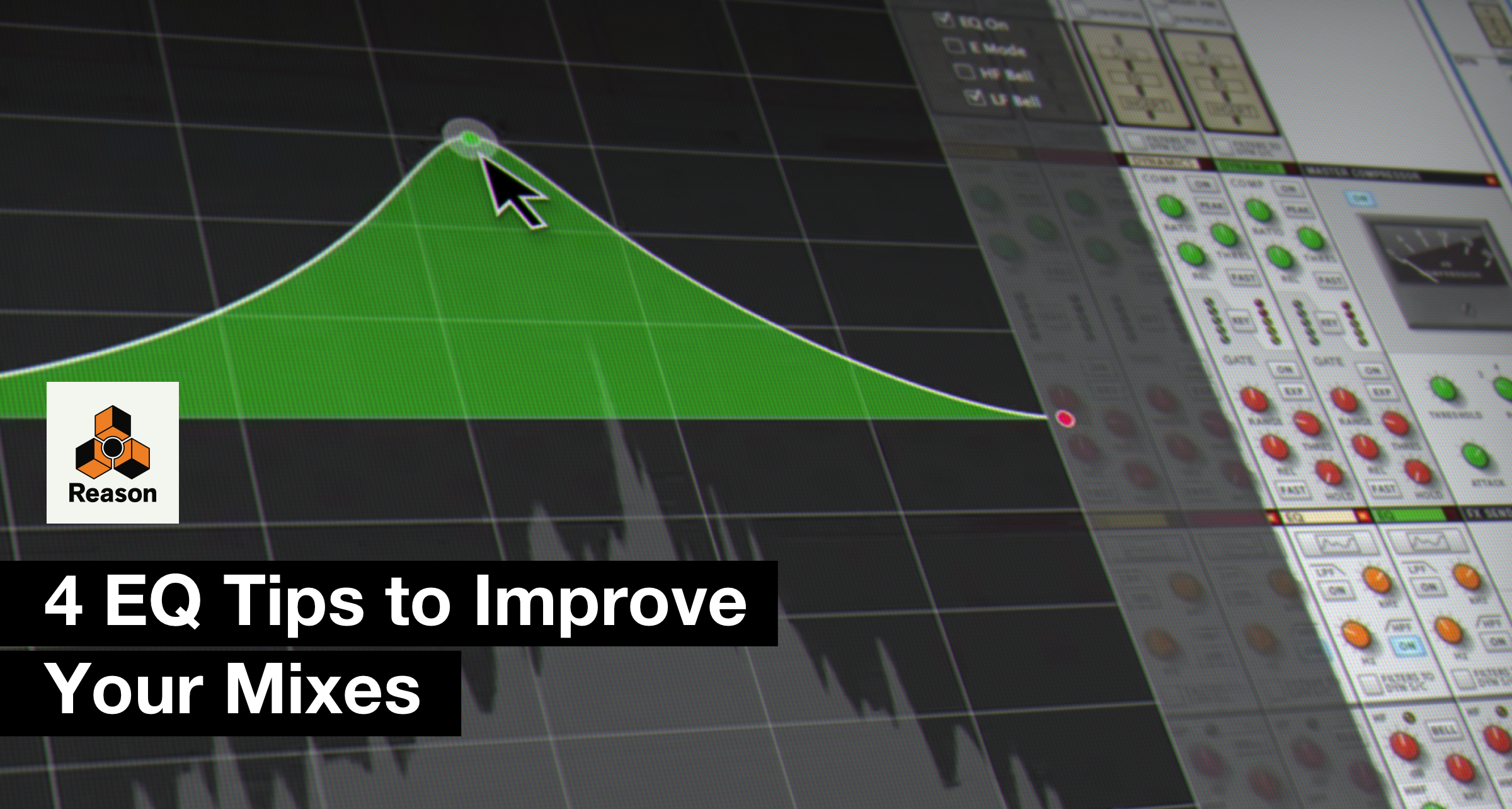 Tutorial: 4 EQ Tips to Improve Your Mixes