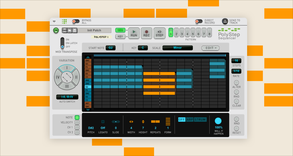 Introducing PolyStep Sequencer - A Word from the Product Manager