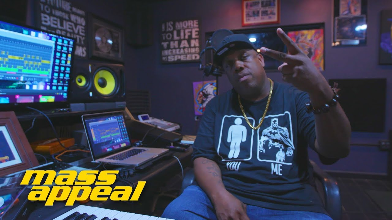 Watch: Rockwilder on Rhythm Roulette