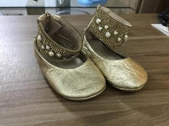 Sapato Maria Caramelo