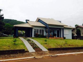 Casa - Centro, Santa Terezinha Do Progresso (sc)
