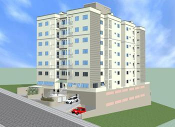 Apartamento - Edifício Residencial Esmeralda, Maravilha (sc)