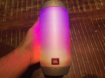 Caixa De Som Bluetooth Jbl Pulse 2