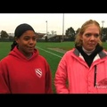 Serious Recreation: Harvard Radcliffe Women's Rugby
