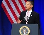 Obama at MIT