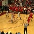 Harvard Mens Basketball vs. Cornell (Feb. 19 2010)