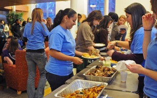 Women's Week: Food and Culture
