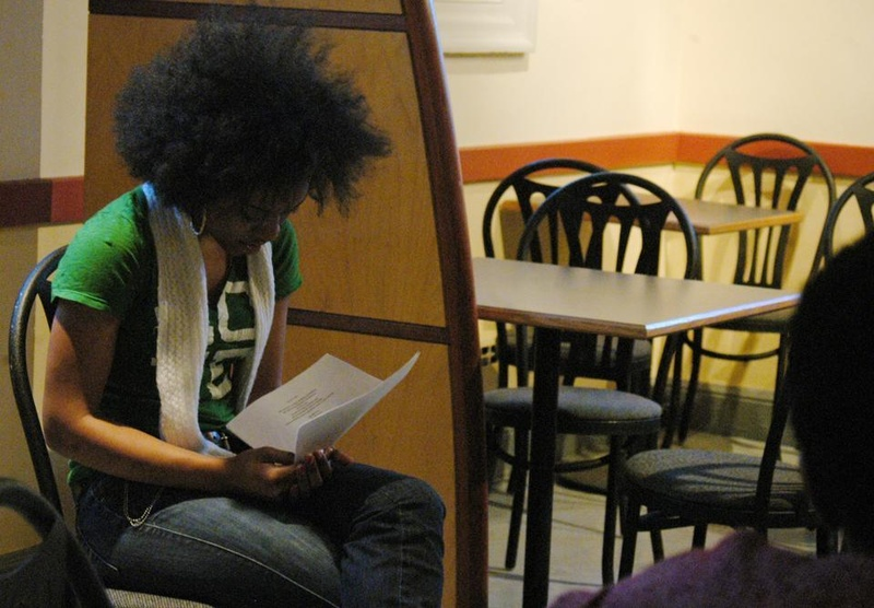 Open Mic Session and Visual Arts Gallery