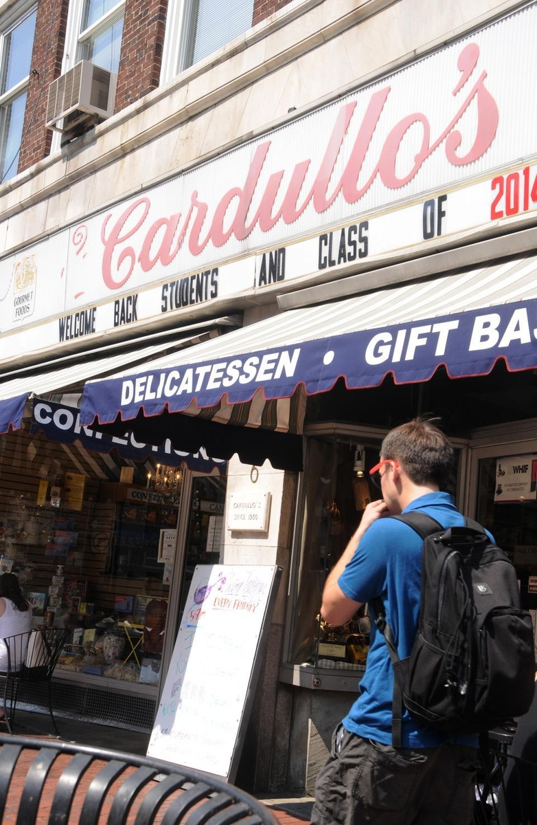 Changes at Cardullo's