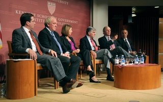 Panelists Discuss Presidential Debates