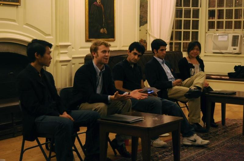 UC debate