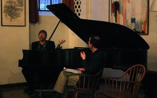 Glee Pianist Brad Ellis