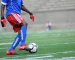 Harvard vs. Haiti Soccer Game