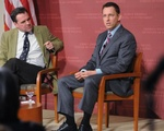 Peter Thiel, Paypal Founder and Facebook's Board of Directors Member, Speaks at the IOP
