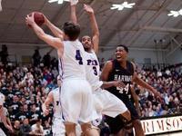 Men's Basketball Falls to Penn