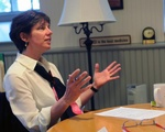 Suzy Nelson To Leave Harvard
