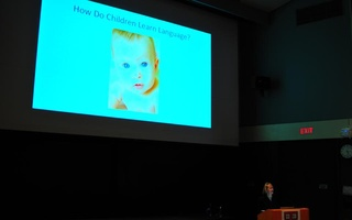 Infant Language Acquisition