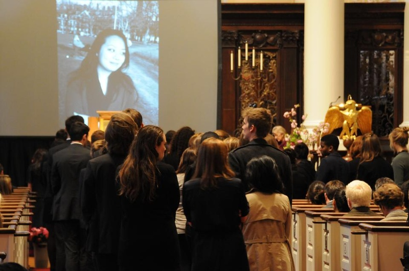 Wendy Chang Remembered