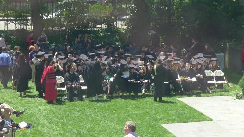 Leverett House Ceremony