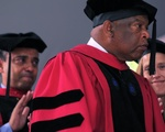 Harvard College's 361st Commencement