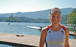Lofgren and Davies Chase Olympic Gold