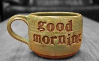 Etiquette: Mornings