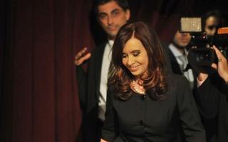 De Kirchner Has Landed