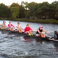 Radcliffe Crew Prepares for 2012 Head of the Charles Regatta