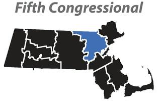 Ed Markey Wins Fifth Congressional