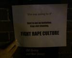 Fight Rape Culture