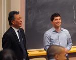 Congressman-Elect Takano Speaks at HKS