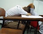 napping-students