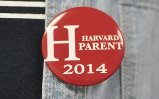 Junior Parents Button