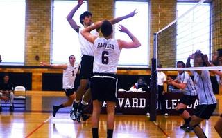 Men's Volleyball v. Rutgers