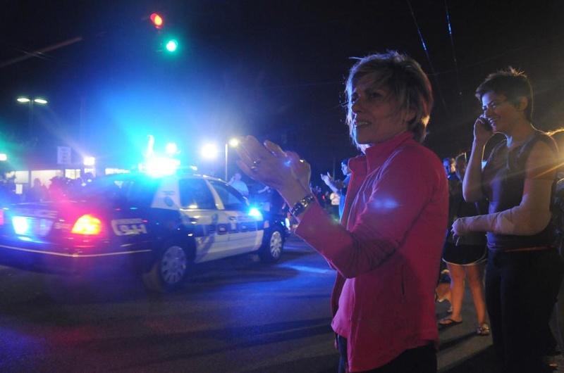 Boston Area, Officials React as Marathon Bombing Suspect Apprehended