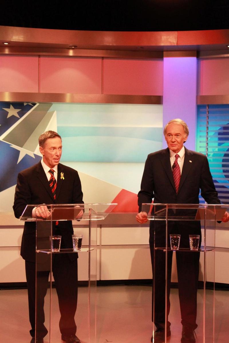 Senate Debate Lynch v Markey