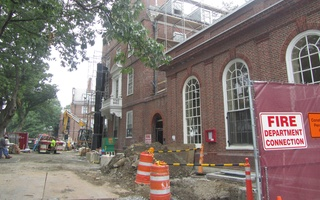 Old Leverett Construction