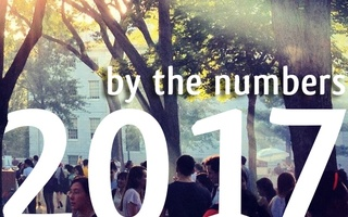 Class of 2017: By the Numbers