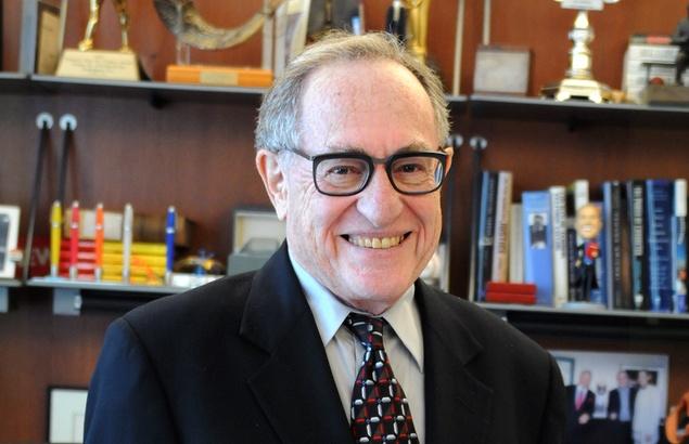 Harvard Law Prof. Emeritus Alan Dershowitz Joins Weinstein Defense Team in Class Action Suit | News | The Harvard Crimson