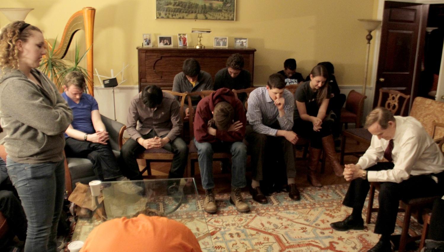 Family Home Evening Prayer