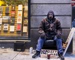 Homeless in Winter